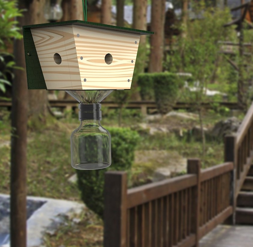 Best Bee Trap Carpenter Bee Trap