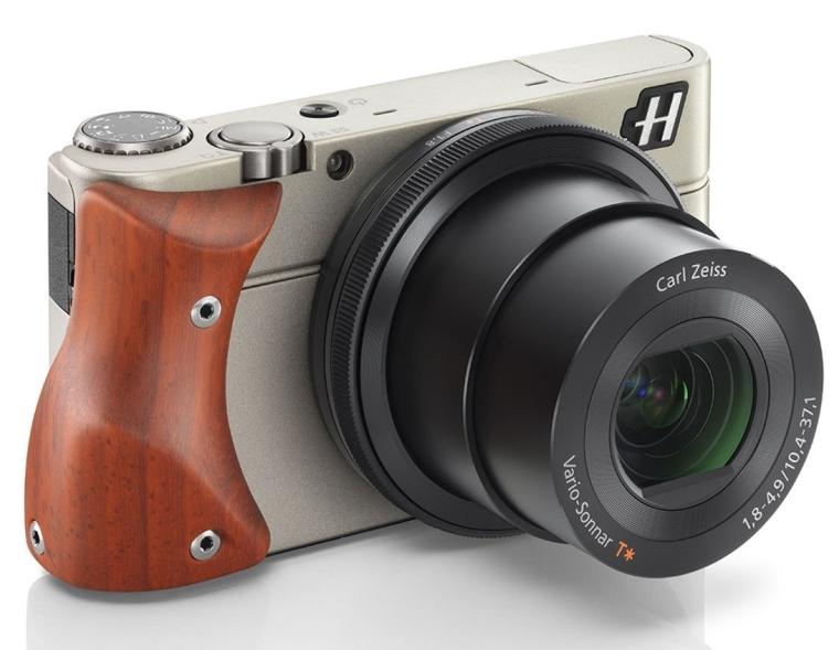 Hasselblad Stellar Camera - SilverPadouk Wood