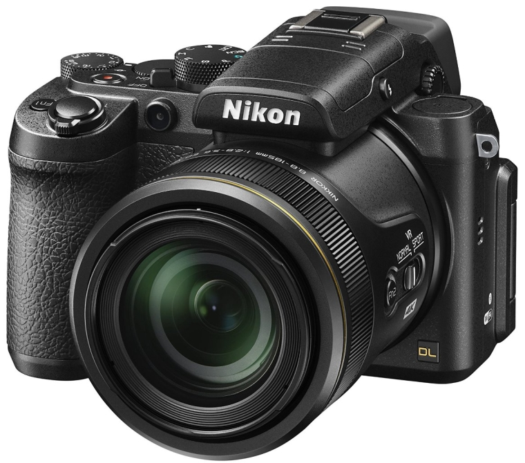 Nikon DL Premium Compact Camera with 24-500mm f2.8-5.6 Lens