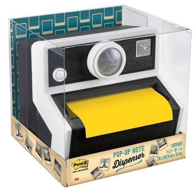 Post-it Pop-up Camera Note Dispenser