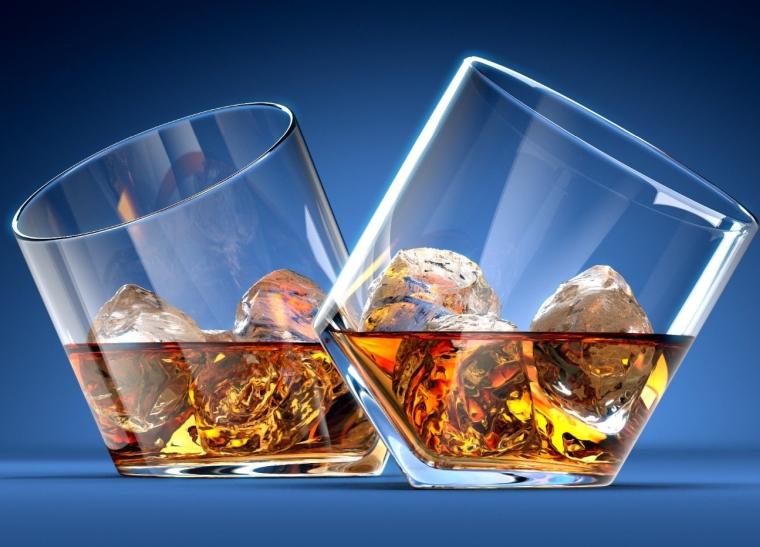 Rocker Whiskey Glasses