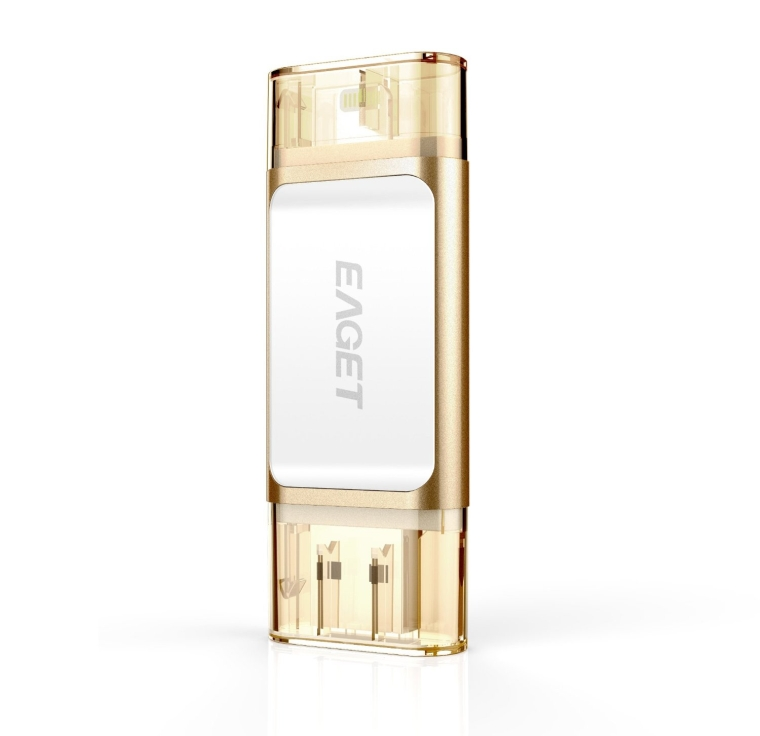 128GB Apple MFi Flash Drive USB 3.0 OTG Pen Drive