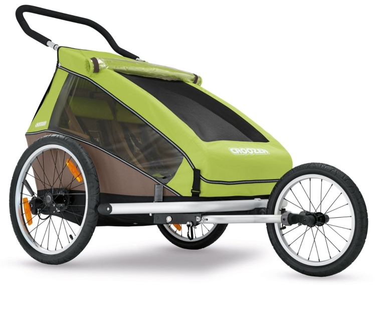 2016 Croozer Kid for 2 - 3 in 1 Two Child Trailer