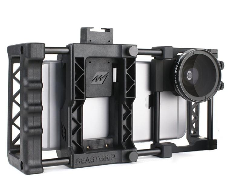 Beastgrip BGPR-WACL Pro + Wide Angle Lens Bundle