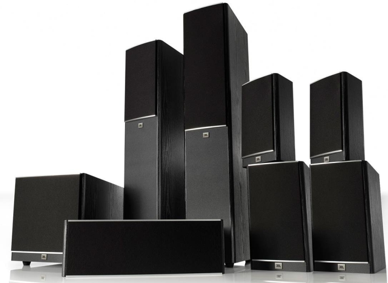 JBL Arena 180 7.1 Channel Home Theater Speaker Package