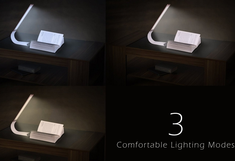 Luxe LED Desk Lamp (USB Charging)