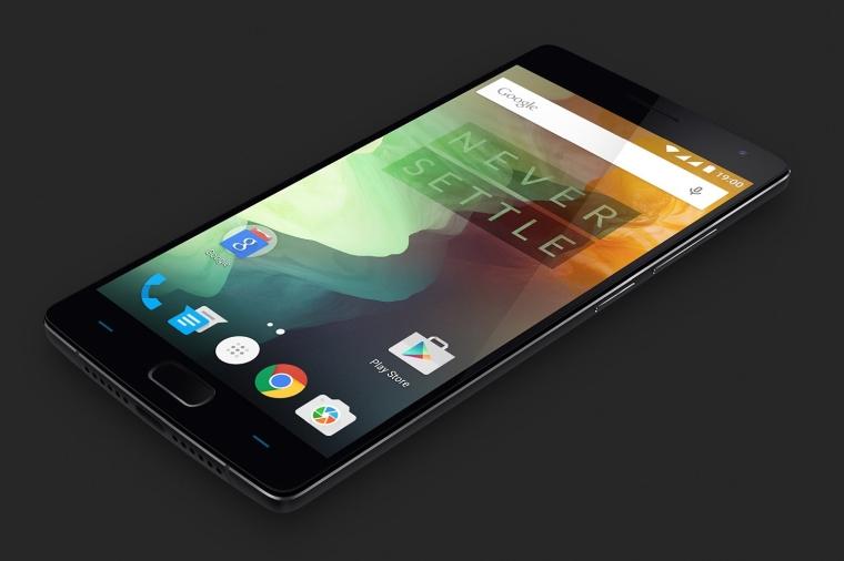 OnePlus 2 Unlocked Smartphone, 64GB Sandstone Black