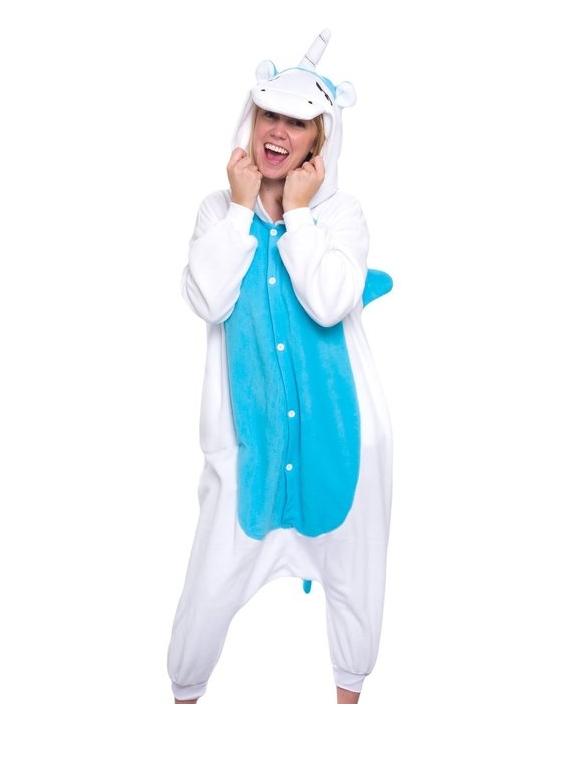 Plush One Piece Cosplay Animal Costume