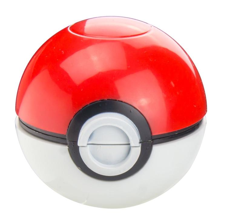 Pokemon Poke-ball Herb Spice Grinder Aluminum