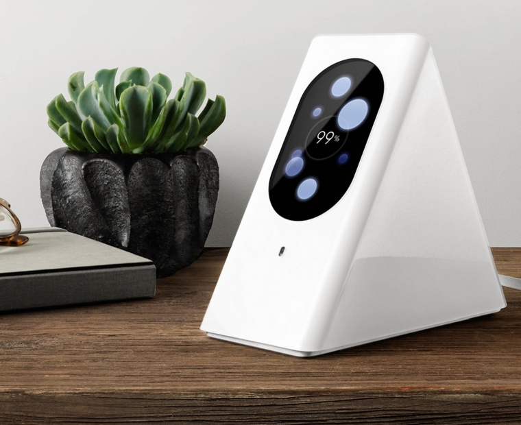 Starry Station - Touchscreen WiFi Router