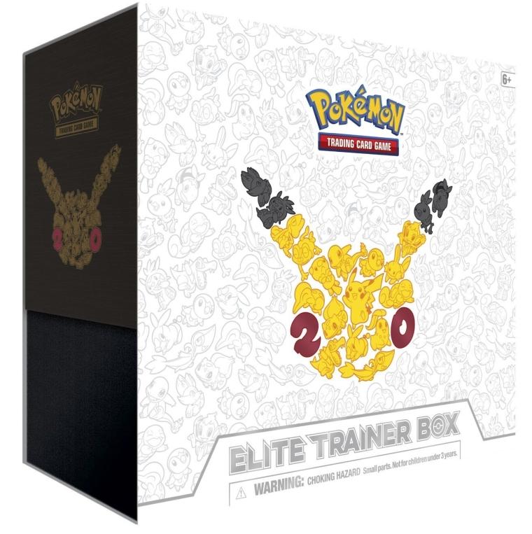 TCG Generations Elite Trainer Box Card Game