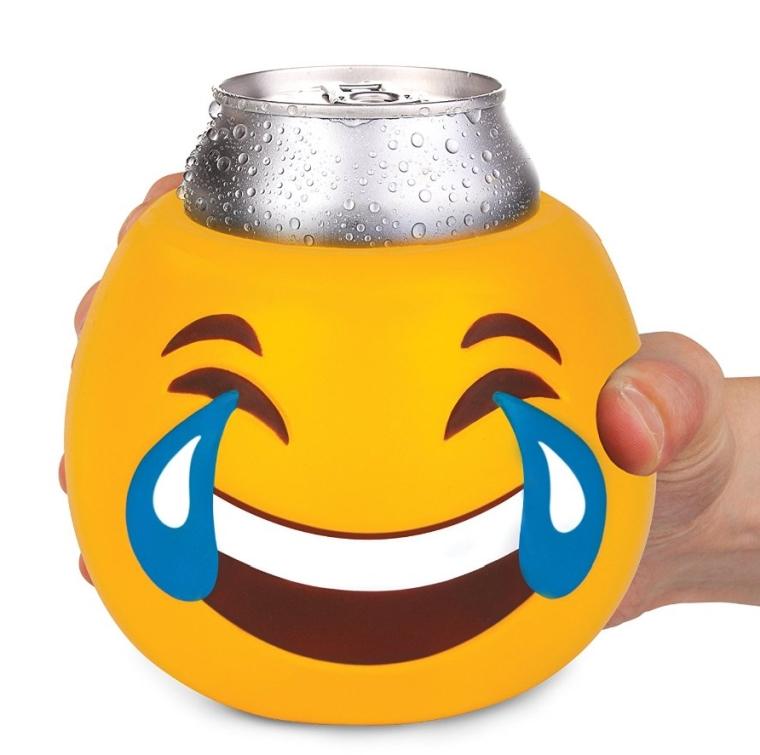 Tears of Joy Emoji Drink Kooler