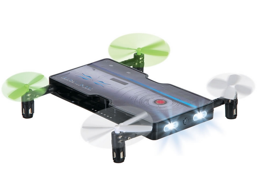 The Shirt Pocket Video Drone