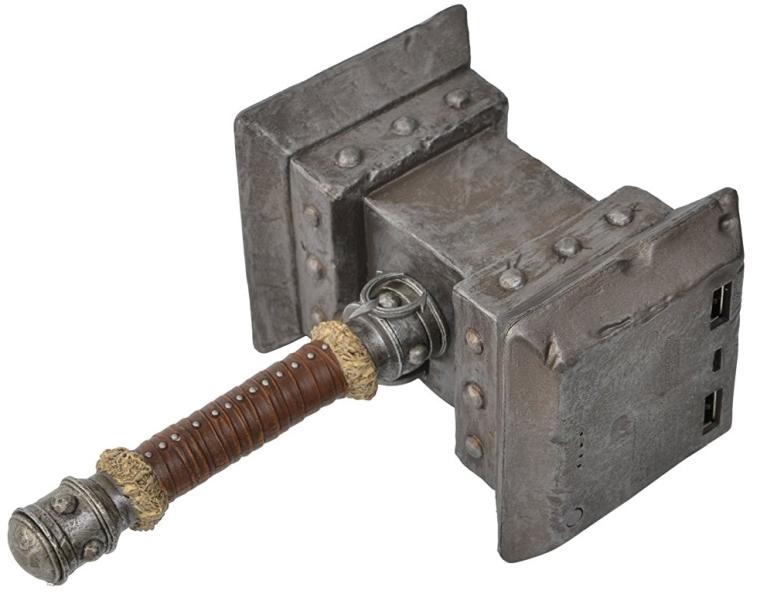 Warcraft, Doomhammer 13,400mAh External Power Bank