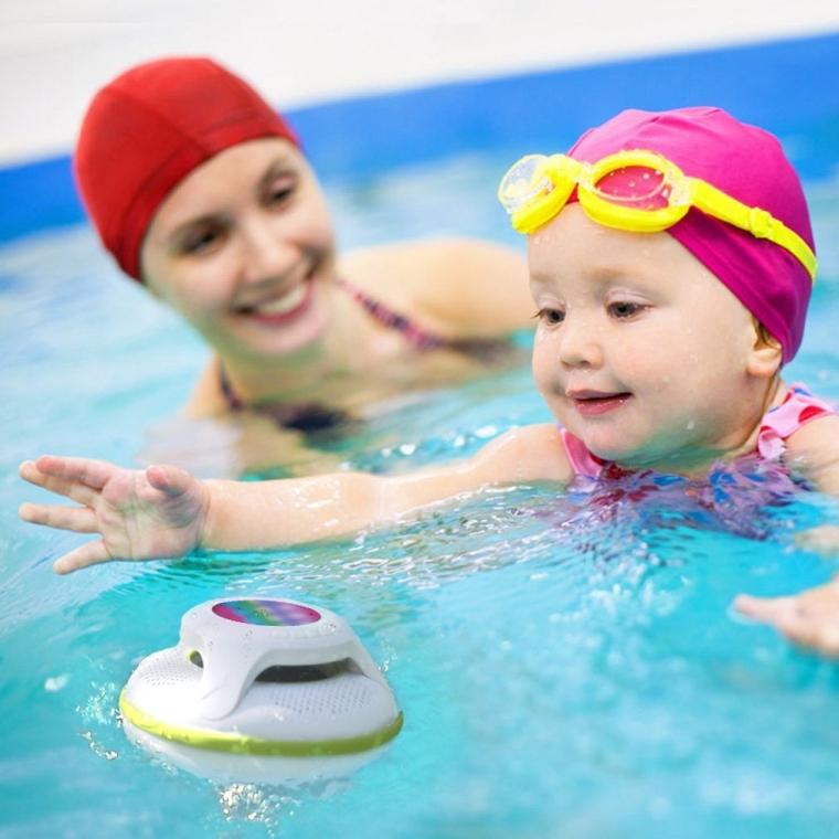 Wireless Waterproof Bluetooth Speaker 4.0 Portable Floating Speakers