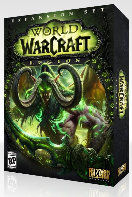 World of Warcraft Legion - Standard Edition - PCMac