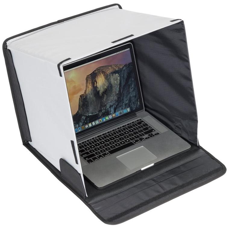 i-Visor Slim Sun Hood for Laptops