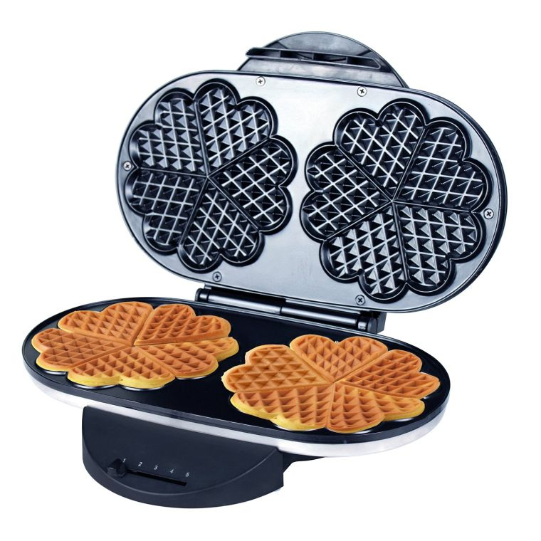 10-in-1-heart-waffle-maker-with-non-stick-plate