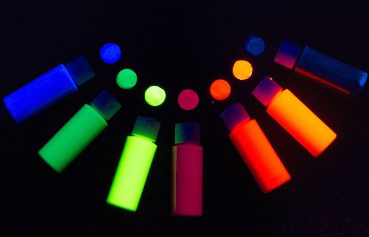7-pack-of-blacklight-reactive-neon-fluorescent-acrylic-paint