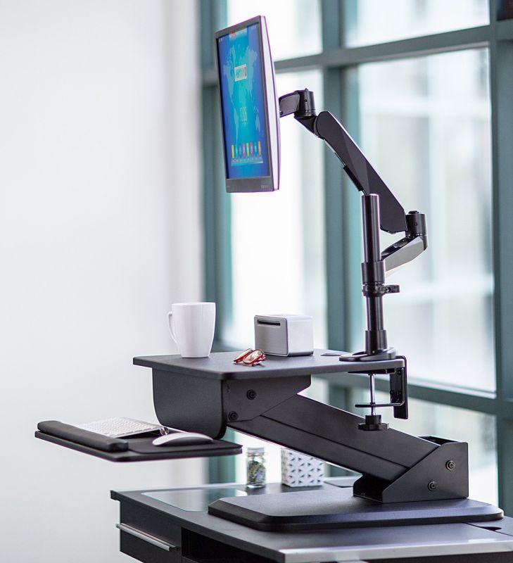 desk-converter-and-height-adjustable-monitor-mount-combo-workstation