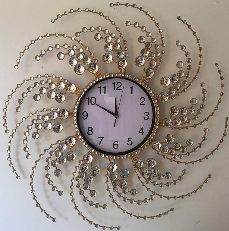 silent-metal-wall-clocks
