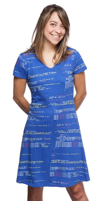 jluu_javascript_code_fit_flare_dress