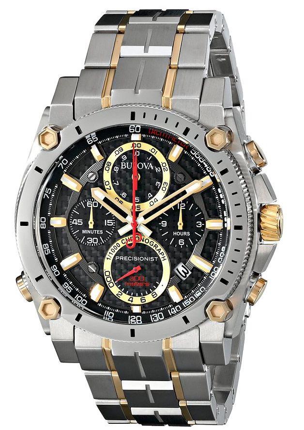 bulova-mens-98b228-precisionist-analog-display-japanese-quartz-two-tone-watch