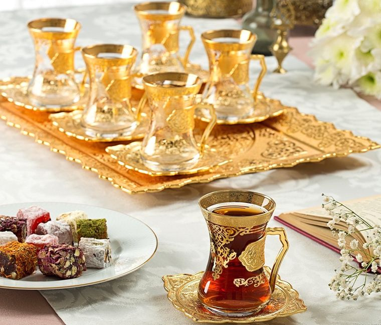 style-decorated-tea-glasses-cups-set