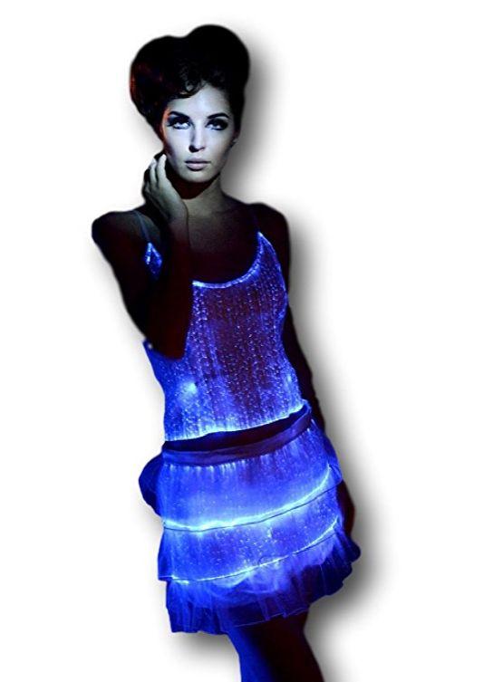 tryptix-womens-fiber-optic-light-up-mini-skirt