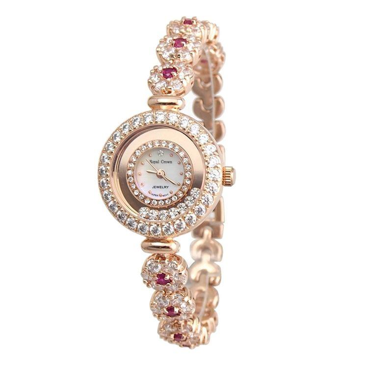 watches-luxury-gold-bracelet-watch