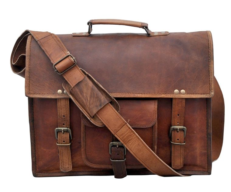 ndianhandoart-15-inch-leather-bag-leather-messenger-bag