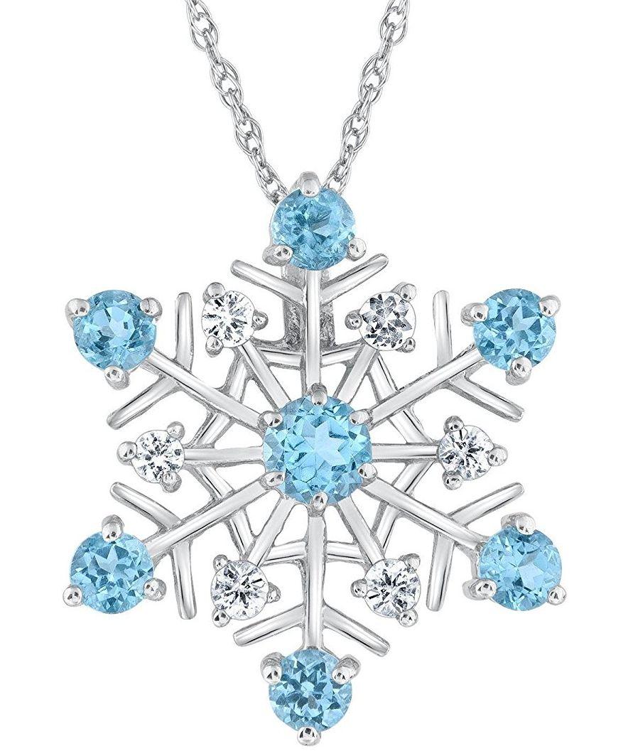 blue-topaz-and-white-sapphire-snowflake-pendant