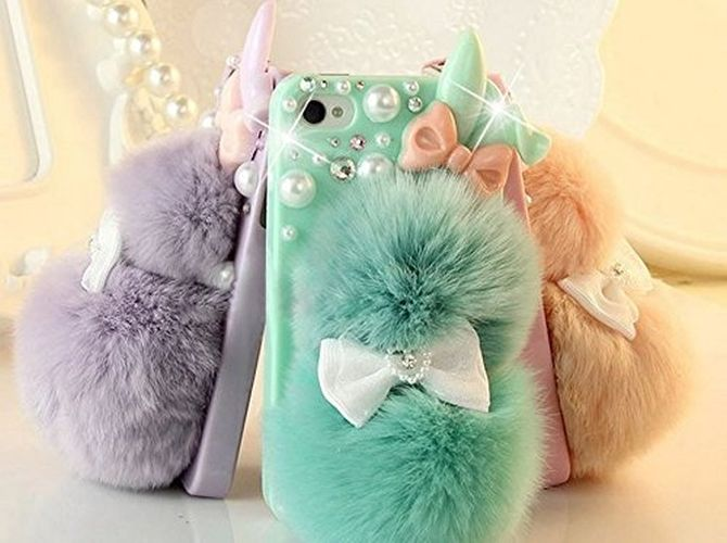 cartoon-animal-bunny-3d-green-glitter-bling-crystal-rhinestone
