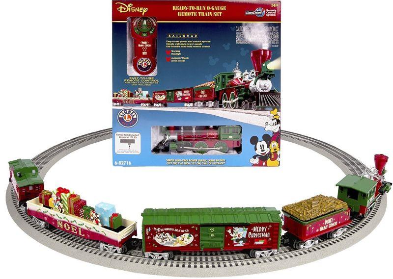 disney-christmas-train-set