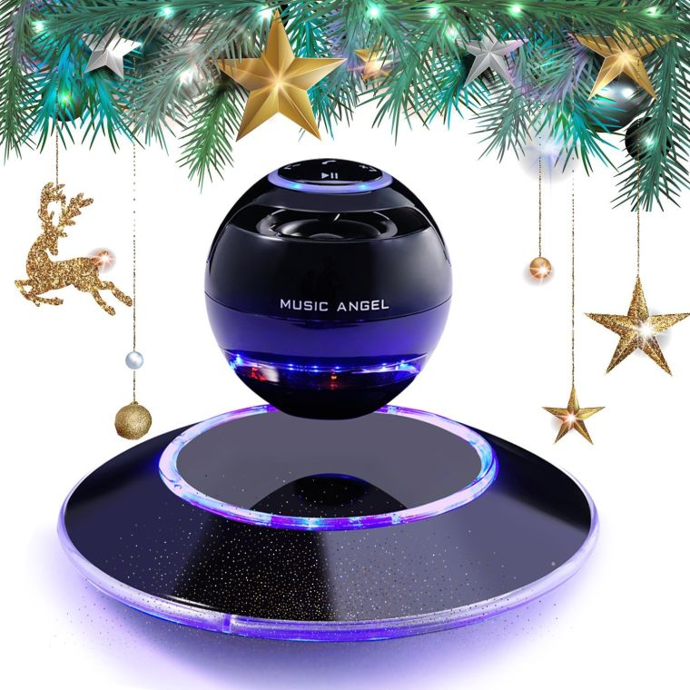 levitating-portable-wireless-bluetooth-speakers-with-microphone-for-iphone-and-ipad