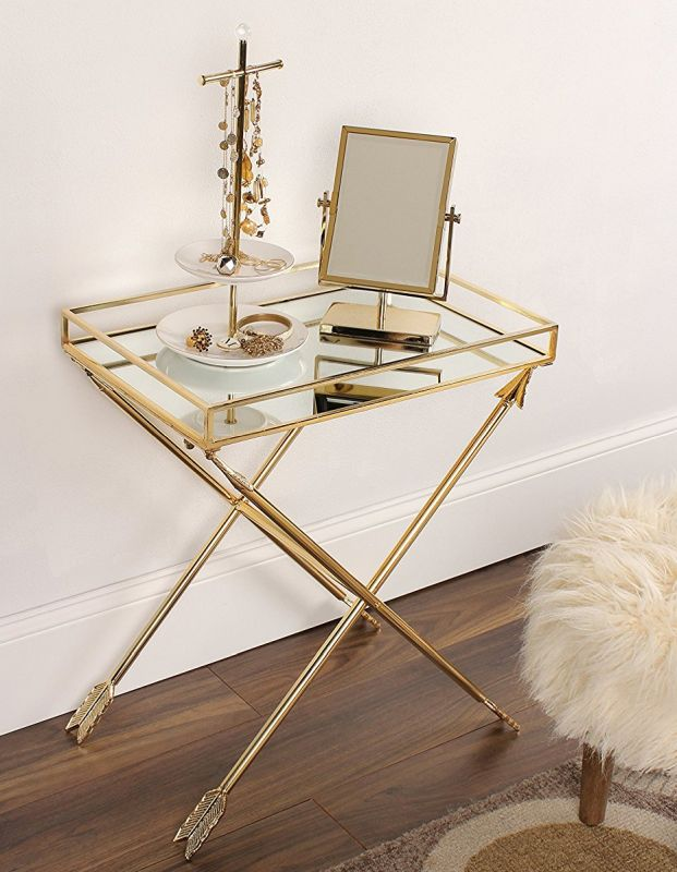 metal-accent-table-with-mirrored-tray-top