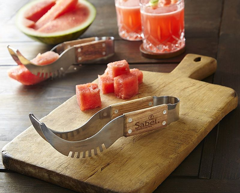 wood-watermelon-melon-cutter-slicer-corer-server-knife