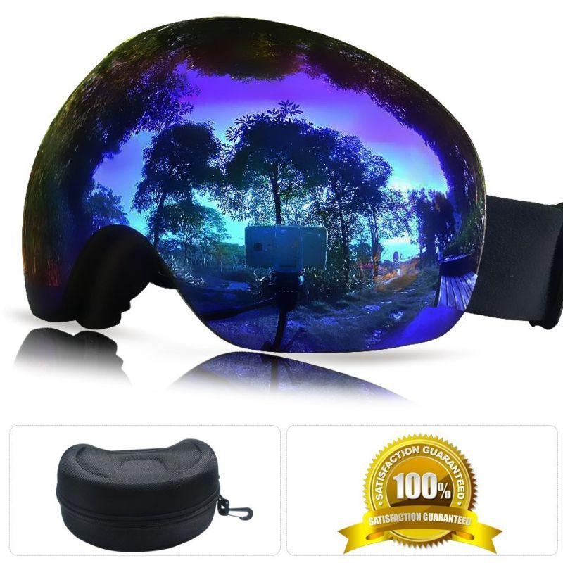 yibaisite-mirrored-otg-frameless-snowboard-goggles-with-interchangeable-lens-system