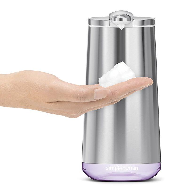 sensor-pump-with-lavender-hand-soap