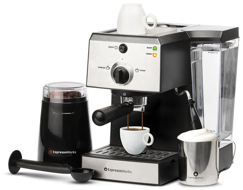 all-in-one-espresso-machine-bundle-set
