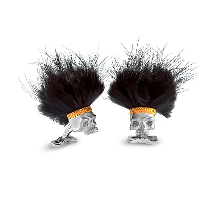 deakin-francis-sterling-silver-cufflinks-with-black-hair