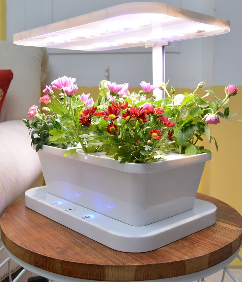 docheer-led-plant-grow-light-27w-intellgent-control-hydroponics-soil-indoor-flowersvegetable-planter-growing-lamp