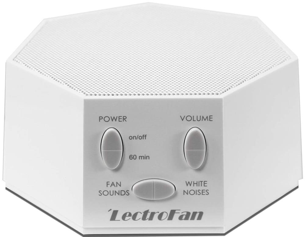 LectroFan High Fidelity White Noise Sound Machine