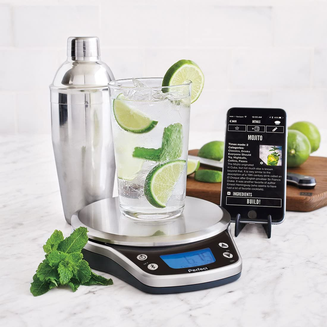 Perfect Drink Pro Smart Scale