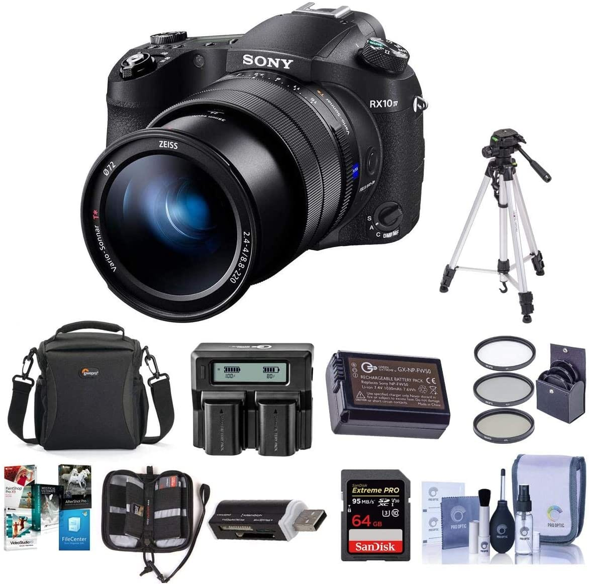 DSC-RX10 bundle