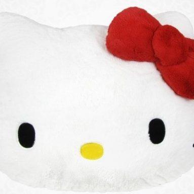 Hello Kitty Extra Large Face Cushion