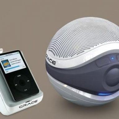 Weatherproof Submersible Wireless Speaker