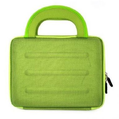 Green Briefcase Case Bag for Amazon Kindle FIRE
