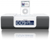 Clock Radio and Audio System for iPod