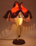 Red Sexy leg lamp